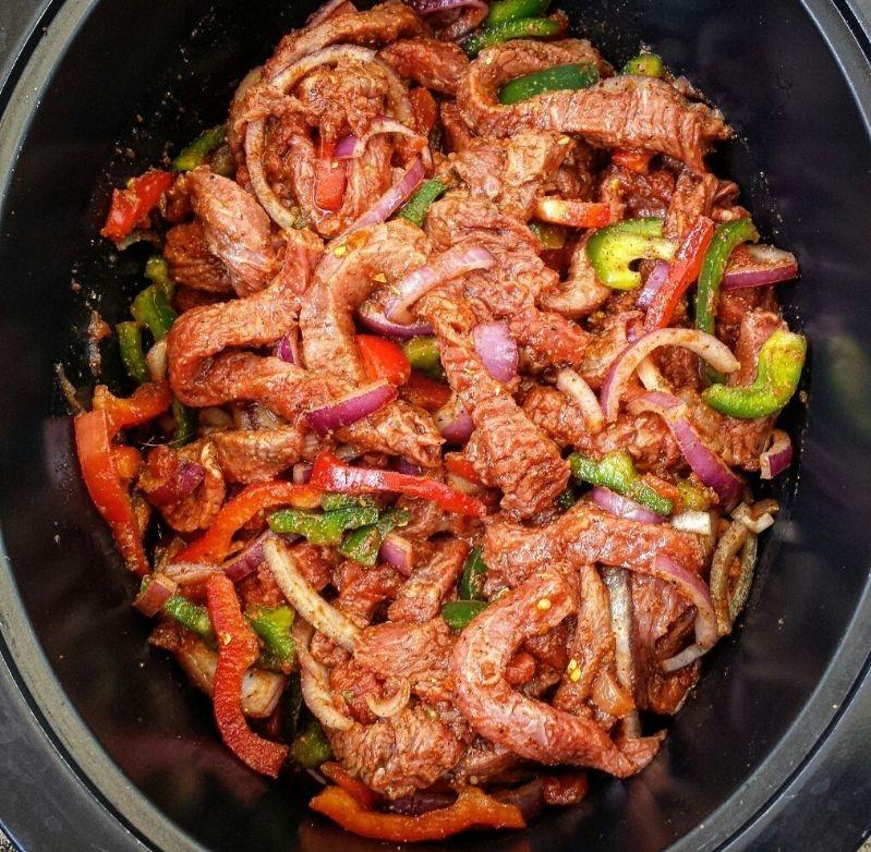 JCool's Beef Fajita Meat