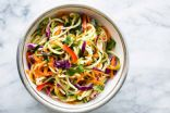 Jackie's Asian Zoodle Tuna Salad