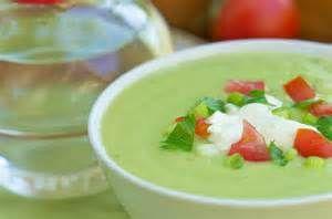 Jaelle's Cold Avocado Soup