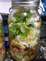 Jar Cobb Salad