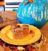 Jessica's Pumpkin Protein Cake