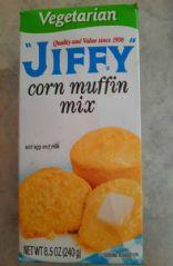 Jiffy Vegetarian Corn Muffins