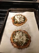 Jody's Kitchen Presents: Cauliflower Pizza