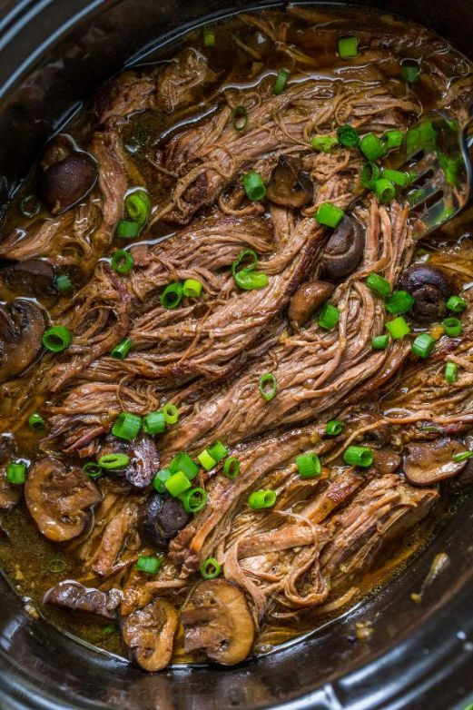 KETO BEEF BRISKET Slow Cooker