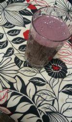 Kale Berry smoothie bag