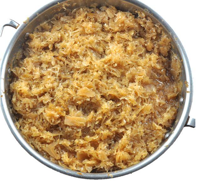 Kapusta (Sausage & Sauerkraut)