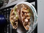 Kathy's Chicken Pita Sandwich