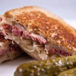 Kathy's Reuben Sandwich