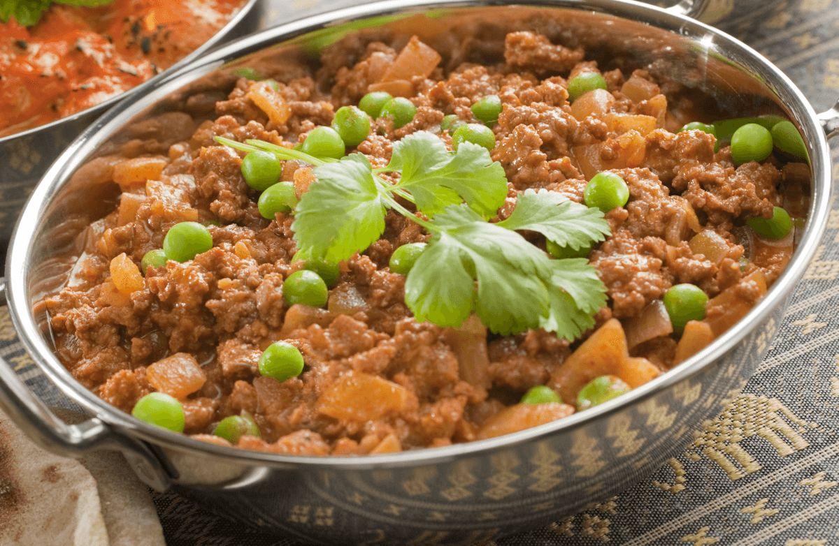 Keema (Ground Beef Casserole)
