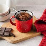 Keto Chocolate Cloud Muffin