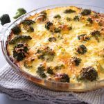 Keto Crustless Broccoli Quiche