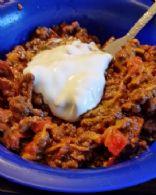 Keto Taco Chili