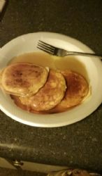 Keto pancake