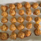 KetoK Low Carb Sausage Balls