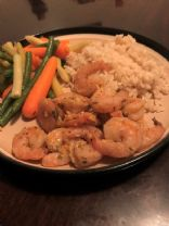Kickin' Garlic Lime Shrimp