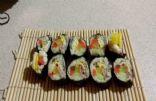 Kimbap with Cauliflower Rice