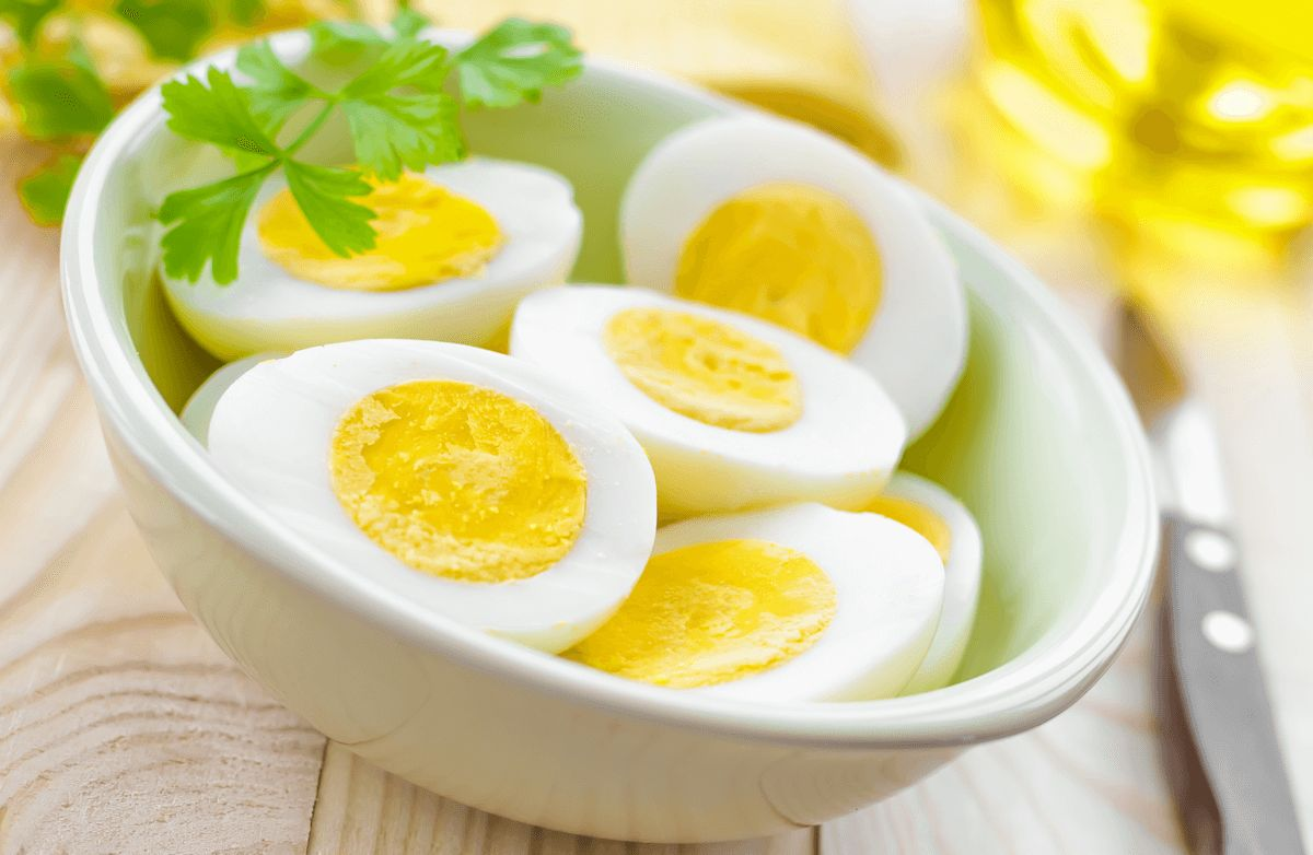 Kitchen Basics: Perfect Boiled Eggs