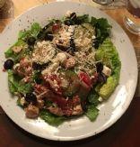 LOW CARB Greek Chicken Salad