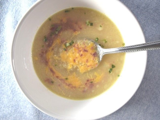 LaRaine's Load Cauliflower Soup