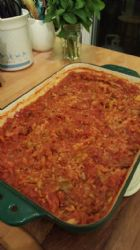 Lazy Day Cabbage Roll Casserole for Micheal