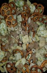 Lemon Dill Chex Party Mix (Slow Cooker)