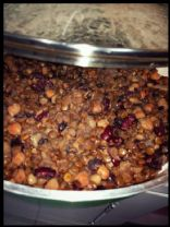 Lentil and Mixed Bean Stew