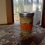 Lentil and Rice Soup-in-a-Jar