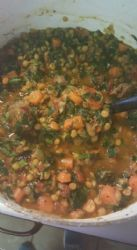 Lentils and Italian Sausage Stew