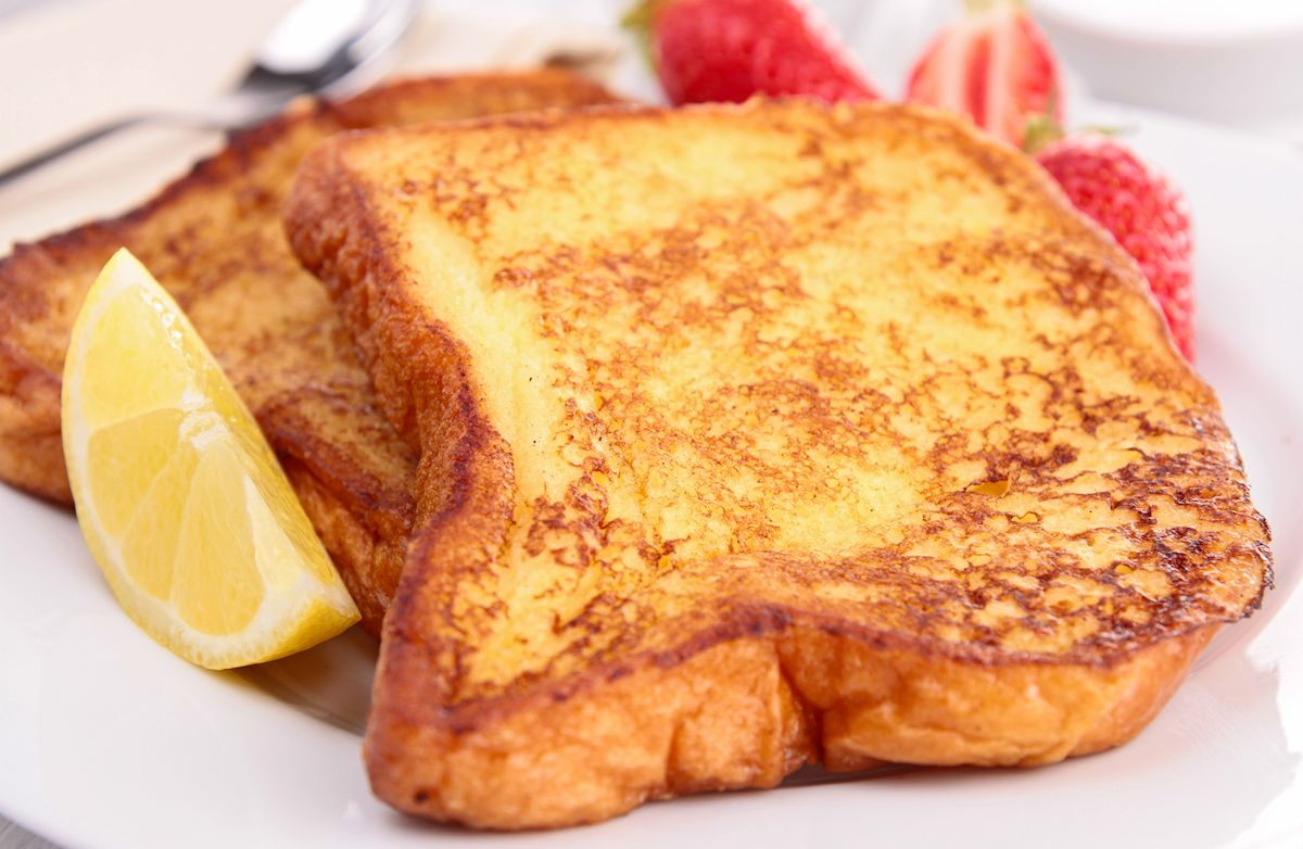 Light French Toast Recipe