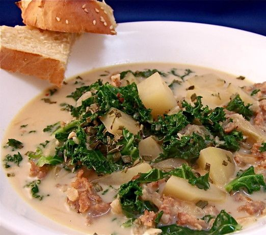 Lighter Zuppa Toscana