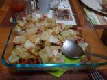 Linda's Fried Cabbage & Ham