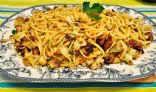 Linguine With Roasted Cauliflower