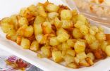Light Fried Potatoes
