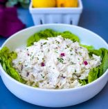 Lizzie's Low Carb Chicken Salad