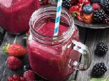 Low Cal/Low Carb Berry Smoothie