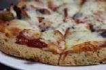 Low Carb Almond Flour Pizza