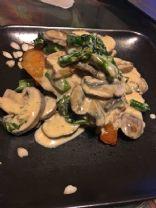 Low Carb Creamy Mushroom Chicken