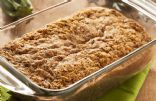 Low-Fat, Low-Calorie Zucchini Bread