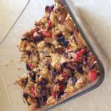Low Fat Breakfast Strata