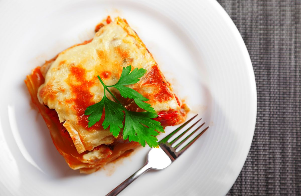 Low-Fat, Low-Sodium Lasagna