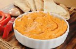 Low-Fat Roasted Red Pepper Hummus