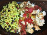 Low Sodium Chicken Fajitas