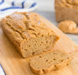 Low carb Flourless Peanut Butter Bread
