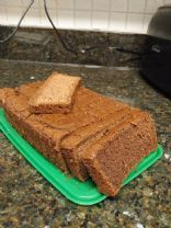 Low carb gluten free almond loaf