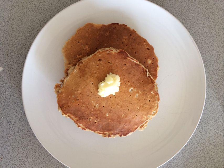 Lumber Jack protein powder pancakes