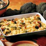 MAKEOVER: Chicken and Broccoli Casserole (by SKINNYMEX)