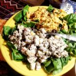 MAKEOVER: Cornie's Waldort Chicken Salad   (by REVCORNIE)