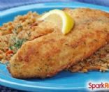 MAKEOVER: Parmesan Herb Baked Tilapia (by DAVENOHE)