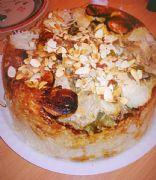 Makhlouba with Chicken (Arabic Dish