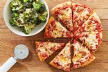 Marley Spoon - Deep Dish Skillet Pizza with Parmesan Broccoli